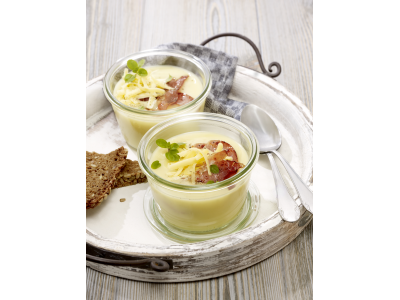 Soupe au fromage -